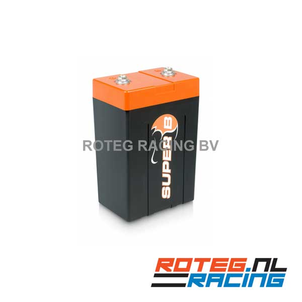 Super B light weight battery model SB12V15P-EC 13.2 V 15 Ah
