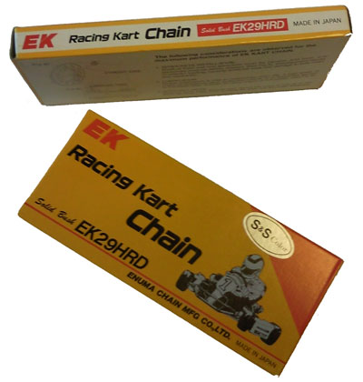 EK 219 high quality kart chain, SPECIAL OFFER