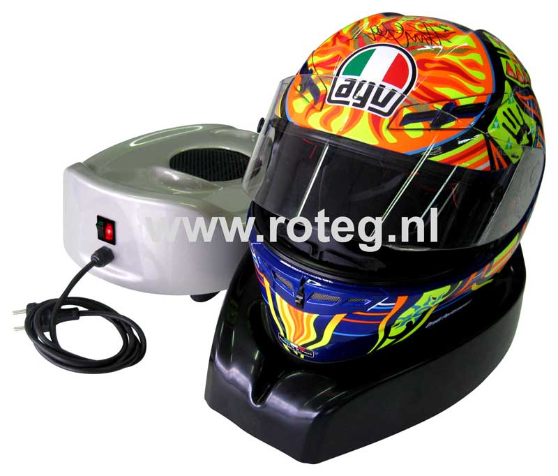 Helmet dryer Capit for quick drying of your sweaty helmet