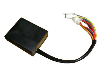 Ignitech programmable CDI ignition, 12 V DC
