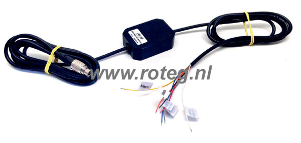 Remote button interface voor AIM MXL2 AIM MXS AIM MXG