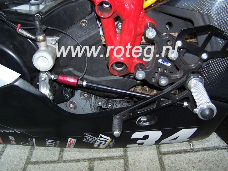 HM quickshifter Plus for 4-stroke motorcycles uit voorraad