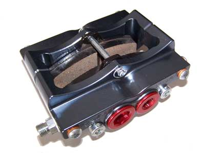 Brake calipers & pads
