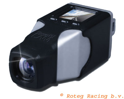 AIM SmartyCam GPS video camer & datalogger with data overlay