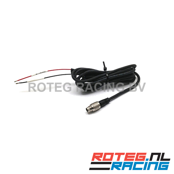 External power cable for AIM SmartyCam video camera 200 cm