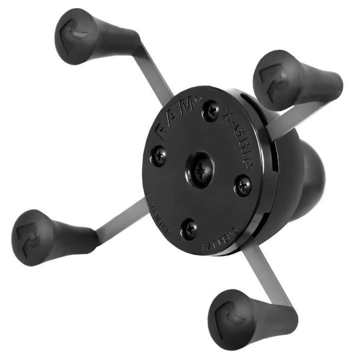 "RAM mount X-Grip  universal Cell Phone Holder with 1"" Ball"