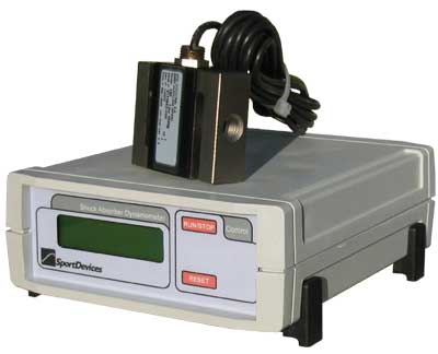 Sportdevices Shock Absorber Test Bench Electronic