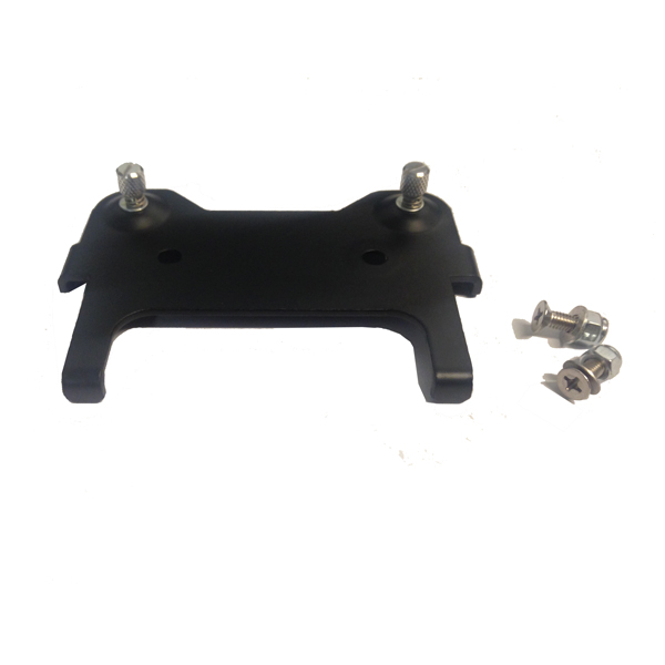 Steel bracket for AIM Solo 2 GPS laptimer