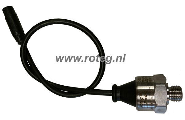 Oliedruksensor 0-10 bar M10x1 male met 719 connector