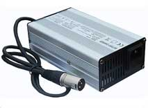 Lead acid battery charger 110-220 V AC 50/60 Hz, 12V 10A