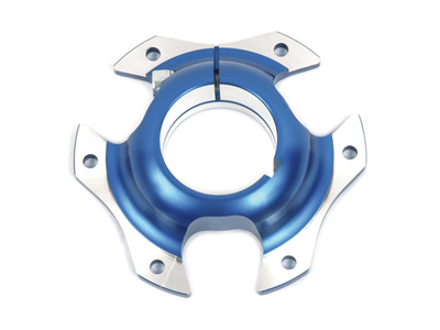 Disc carrier Racing 50 mm anodized