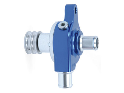 Water pump aluminium CNC, anodized